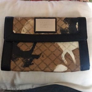 Authentic L.A.M.B clutch used one time!
